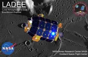 The Lunar Atmosphere and Dust Environment Explorer (LADEE) will explore the tenuous lunar atmosphere and dust environment in unprecedented depth.