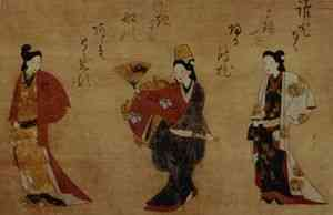 The Woman In The Traditional Painting Of Japan (1101-1804) (136 работ) \